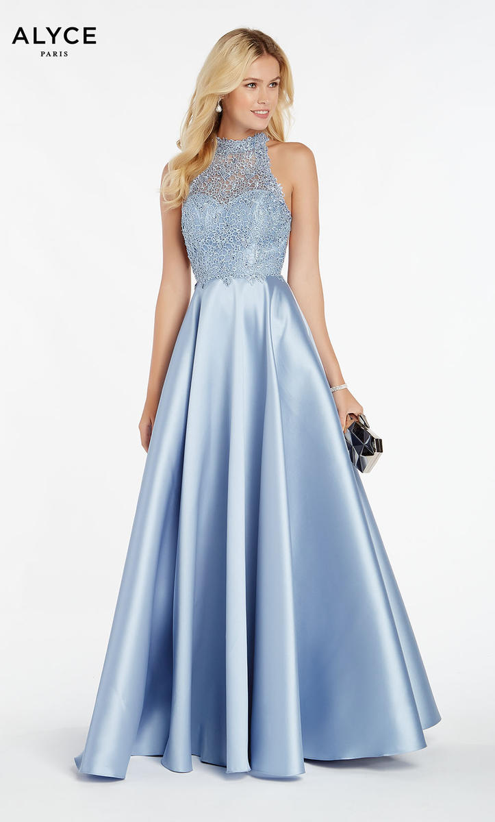 b1c924750bc ALYCE Paris Prom Gowns and Dresses Alyce Prom 60331 Castle Couture