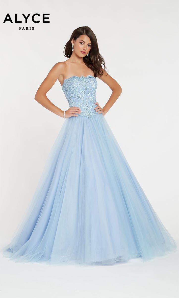 a12e7ebfd28e Alyce Paris Prom - Kimberly's Prom and Bridal Boutique -Tahlequah ...