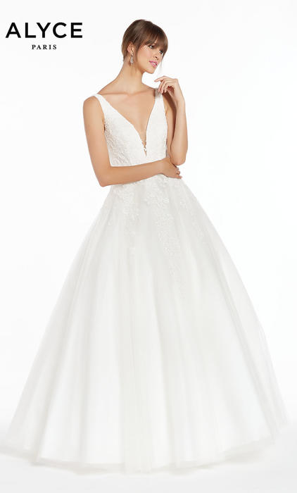 Alyce Wedding Dresses