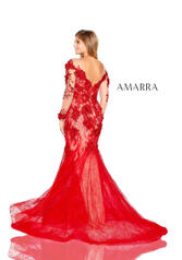 20253 Red/Nude back