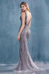 A0915 Silver Ombre back