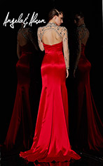 A51088 Hot Red back