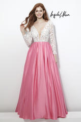 81022 Ivory/Pink front