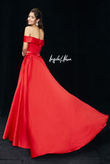 81136 Hot Red back