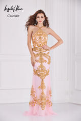 861120 Gold/Pink front
