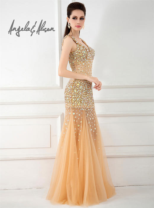 Long Angela & Alison Prom Dress Collection | Alexandra\'s Boutique