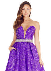 1269 Purple detail