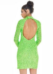 4252 Neon Green back