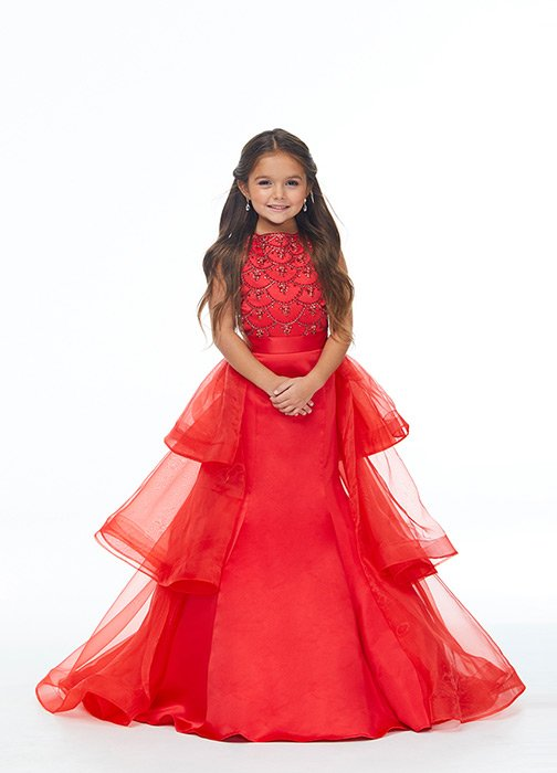 ASHLEYlauren KIDS Pageant Dress For Girls Ball Gown