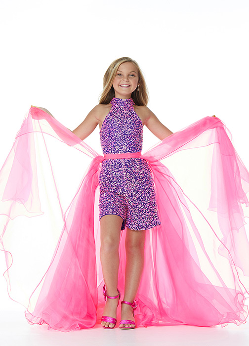 ASHLEYlauren KIDS Fun Fashion, Runway Skirt For Girls