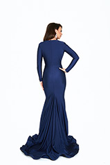 6201H Navy Blue back