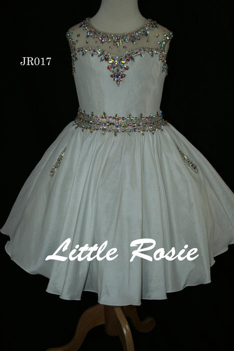 Little Rosie Girls Party Dress