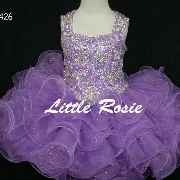 Little Rosie Cupcake Glitz Dress
