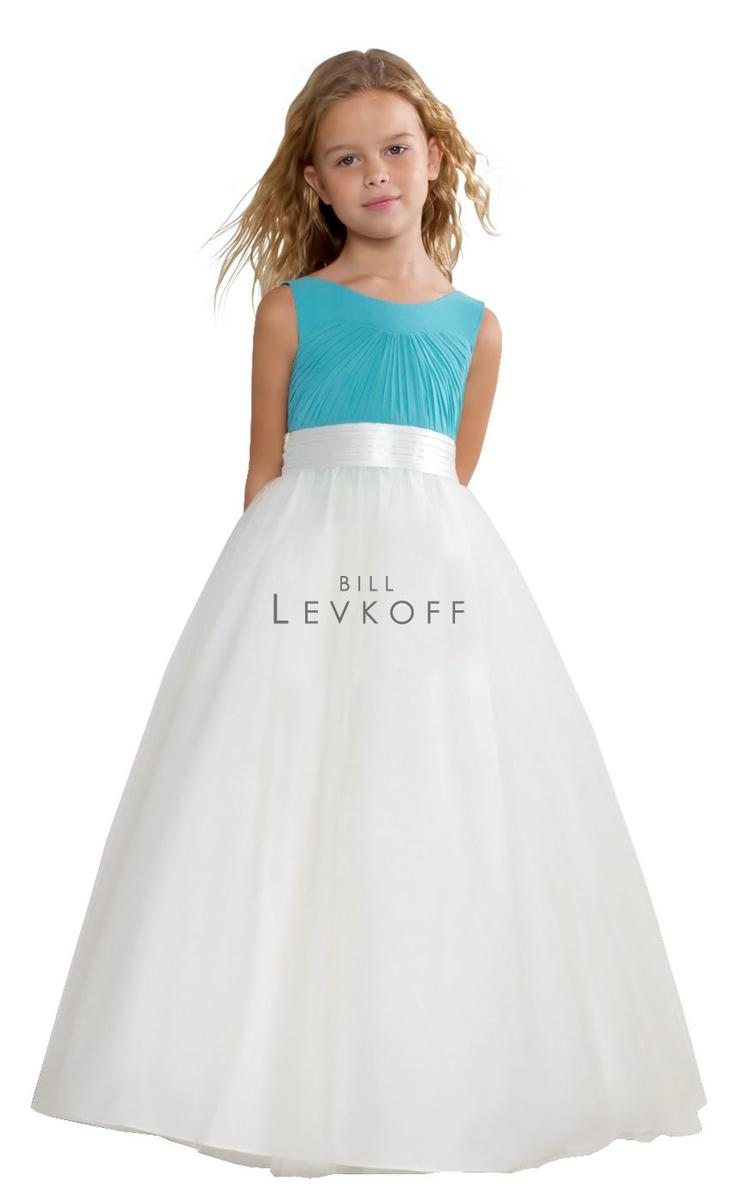 Bill Levkoff Junior Bridesmaids And Flower Girls 52101 Wedding Gowns