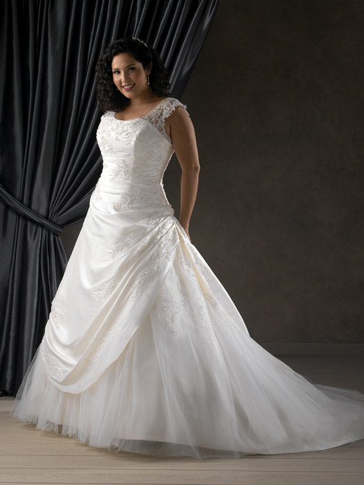 Unforgettable Plus Size Bridal