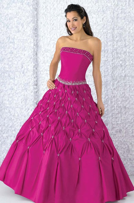Quinceañera Party Gowns