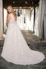 2354 Light Champagne/Ivory/Silver back