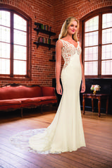 BL287 Ivory/Nude/Ivory front