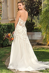 2346 Light Champagne/Nude/Ivory/Silver back