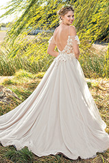 BL277 Light Nude/Ivory back