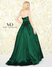 12132R Emerald Green back
