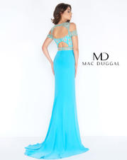 2034A Turquoise back