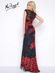 4336A Black/Red back