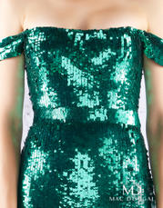 4822L Emerald Green detail