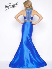 65953A Electric Blue back
