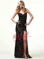 76414R Black/Nude front