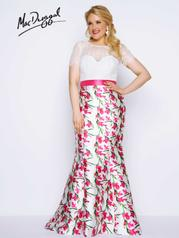 77168F Pink Floral front