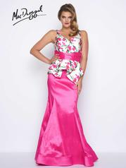 77172F Pink Floral front