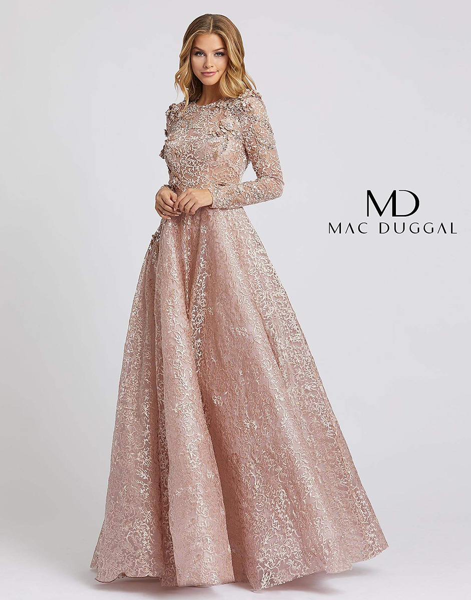 Evening by Mac Duggal 11121D