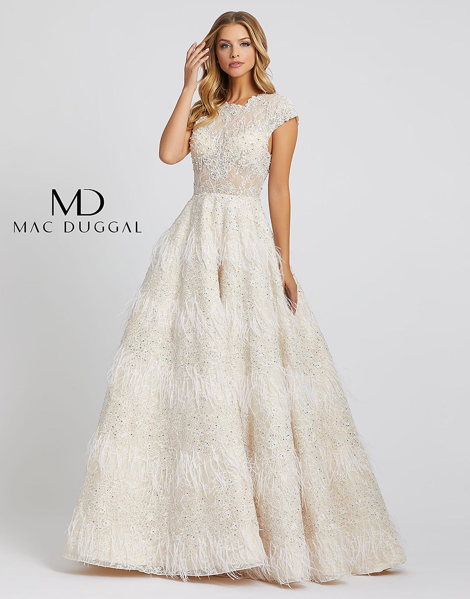 Evening by Mac Duggal 11132D