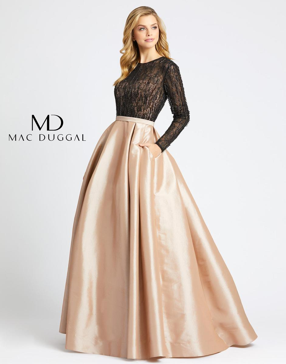 Evening by Mac Duggal 12121D