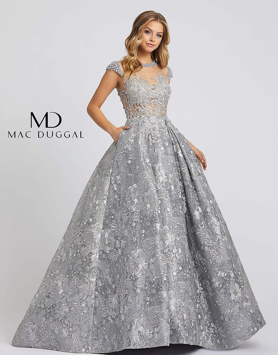 Evening by Mac Duggal 12308D