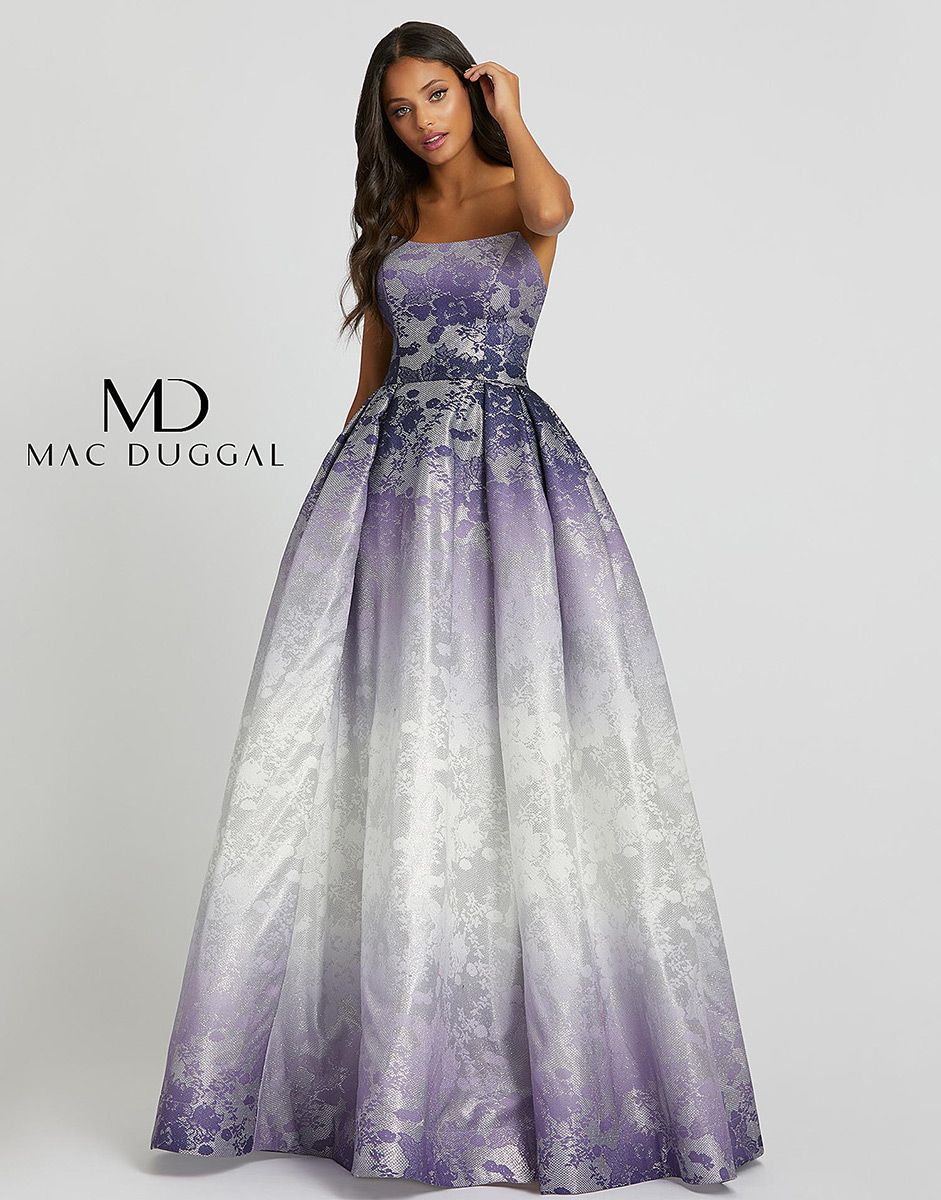 Ball Gowns by Mac Duggal 12310H