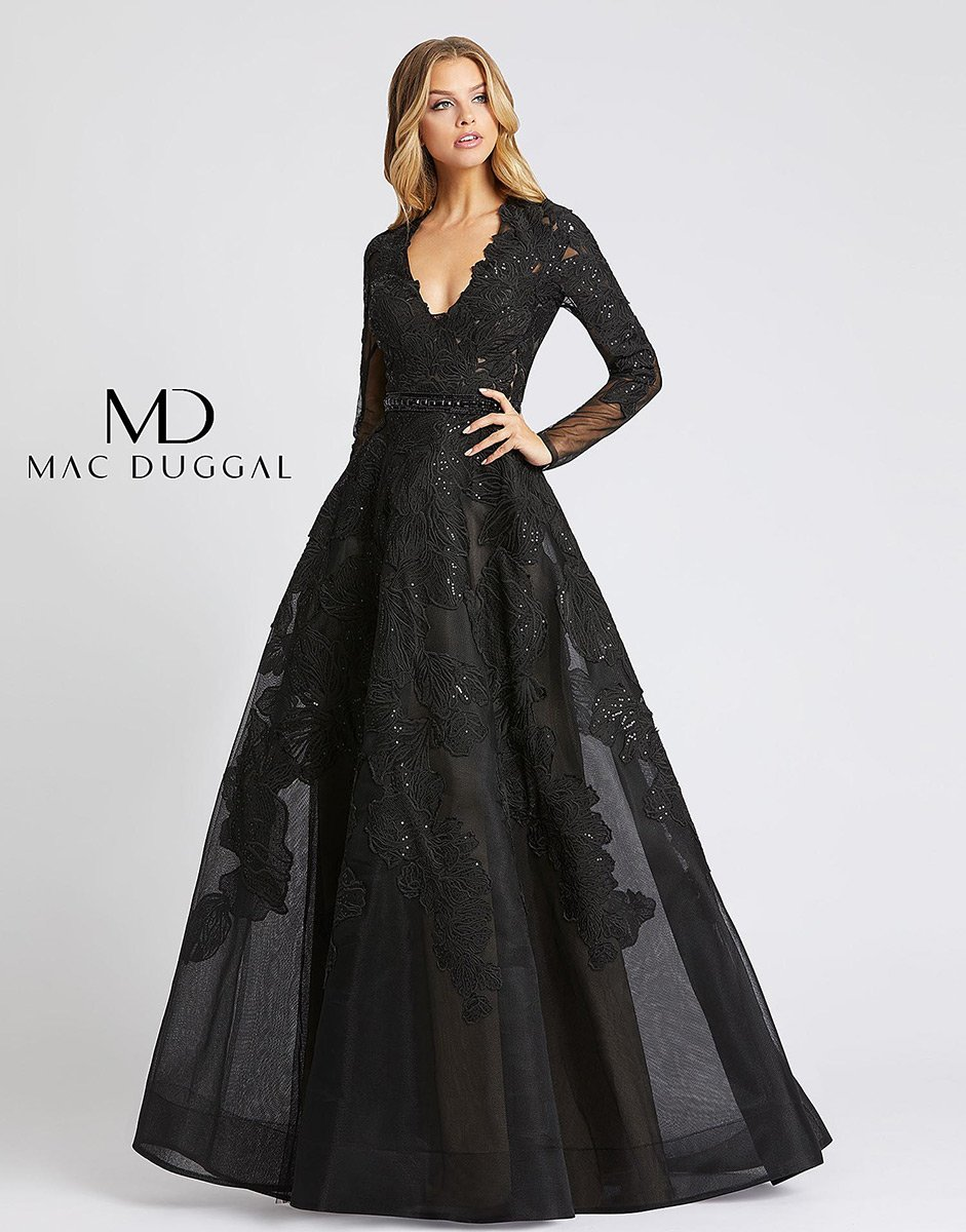 Evening by Mac Duggal 12347D