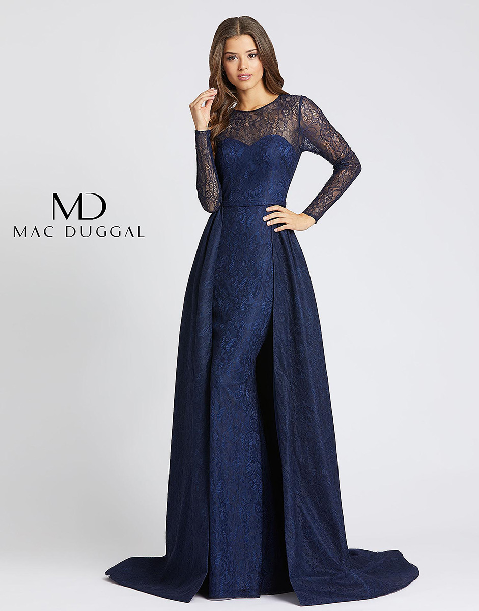 Evening by Mac Duggal 12356D