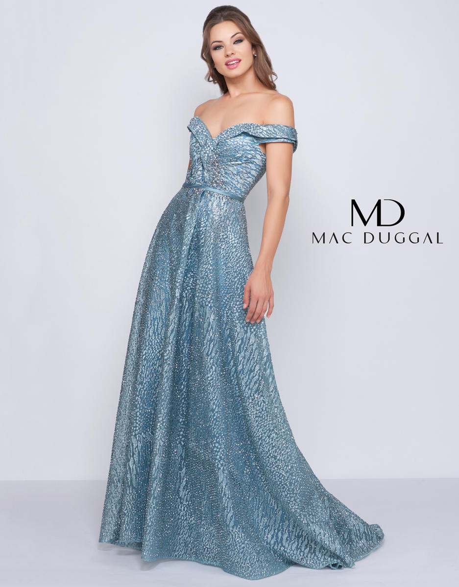 50c421eb56 Couture by Mac Duggal 20121D PROM USA BRIDAL   FORMAL WEAR BOUTIQUE