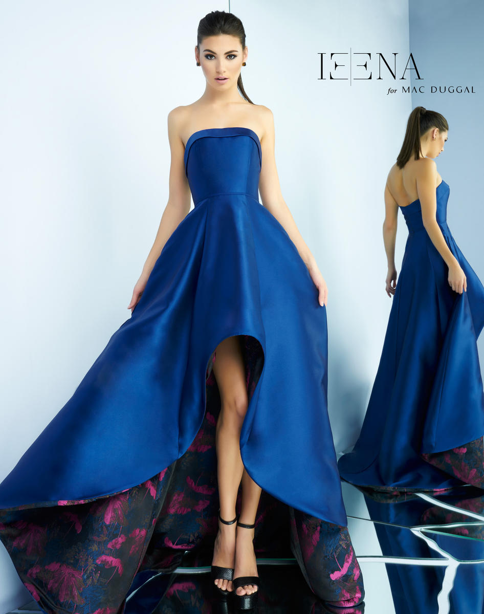 17d96b48f2 Ieena for Mac Duggal 25726i Dressed In Time Wisconsin Premier Prom ...