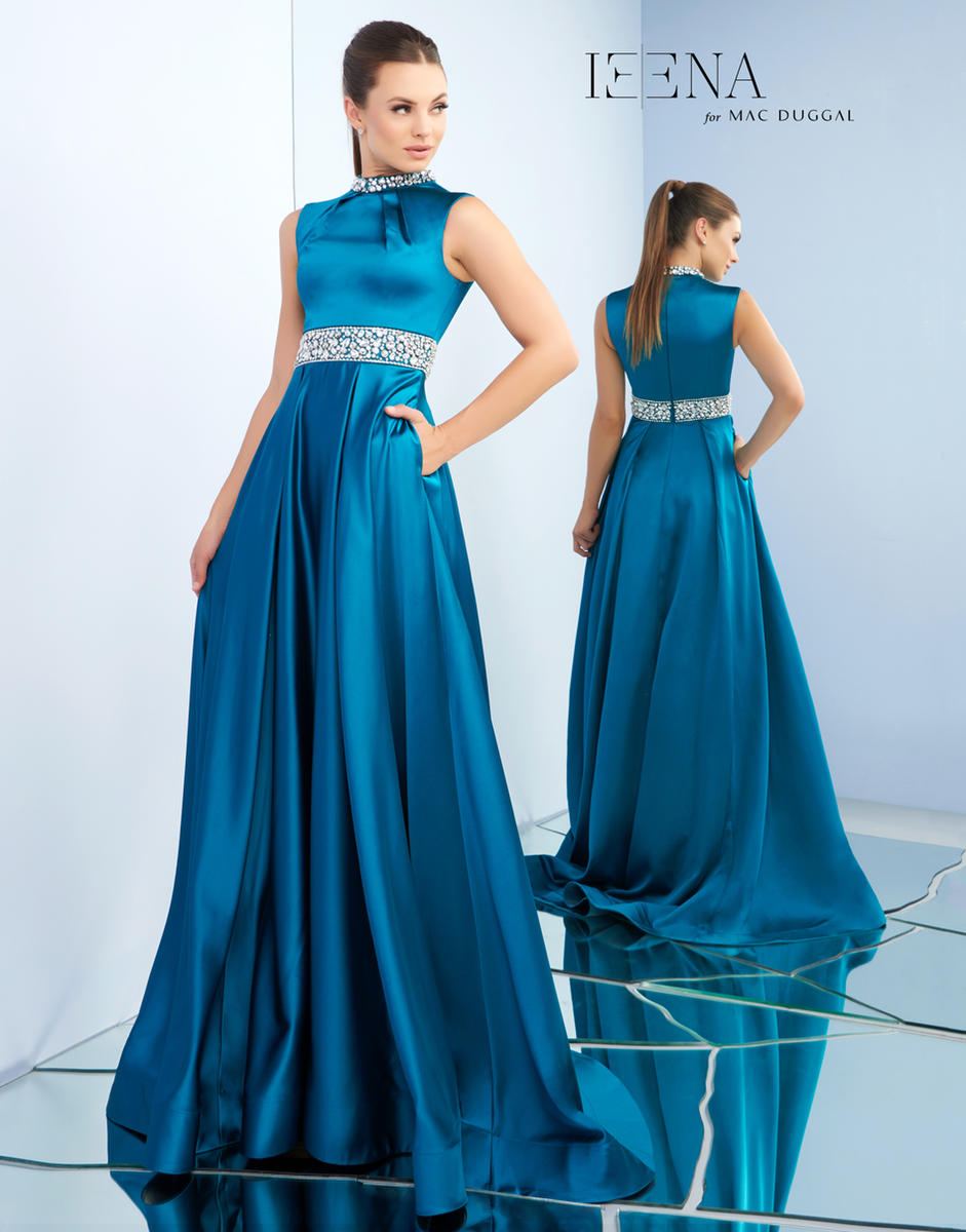 3923f522c6 Ieena for Mac Duggal 26063i Dressed In Time Wisconsin Premier Prom ...