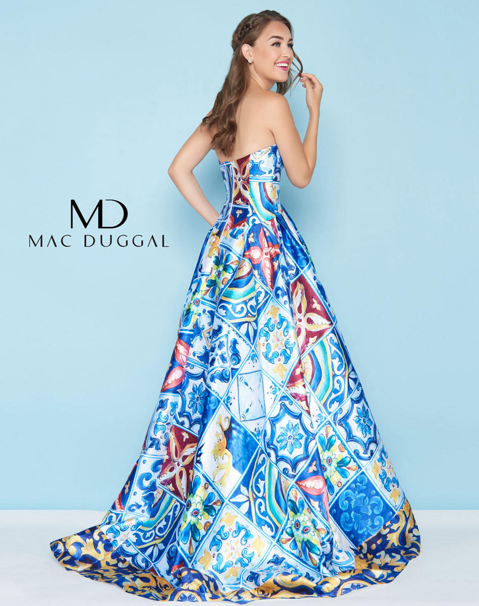 366eb100f5 Prom Designers Ball Gowns by Mac Duggal 30378H KOTSOVOS