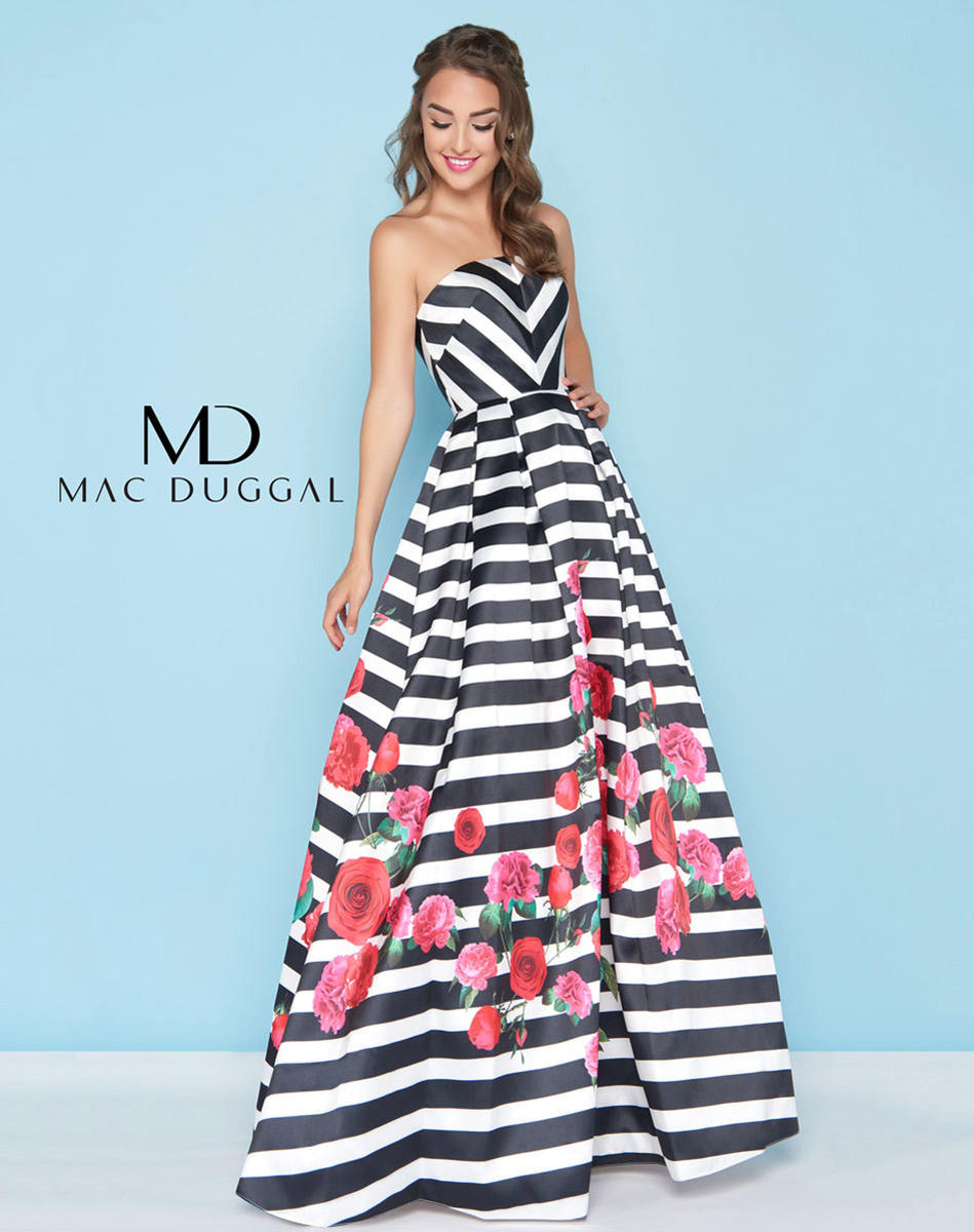 f836b7d3ea Ball Gowns by Mac Duggal 40597H Mac Duggal Ball Gowns Pure Couture ...