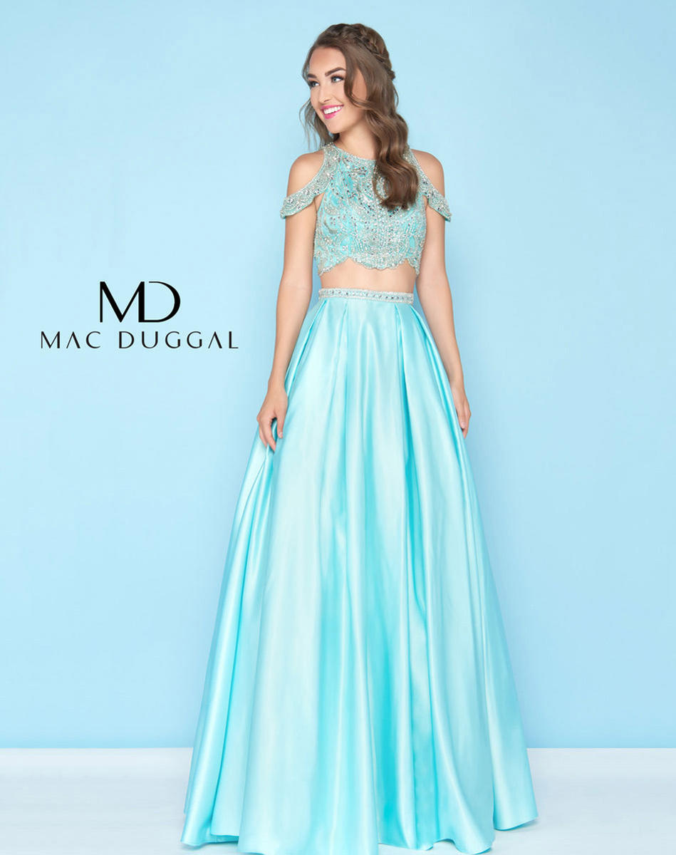 Ball Gowns by Mac Duggal 40726H