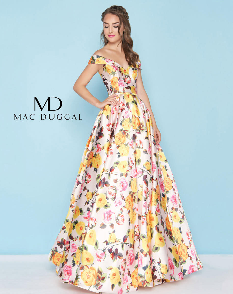 Ball Gowns by Mac Duggal 40727H Pure Couture Prom, Dayton, OH 45449 ...