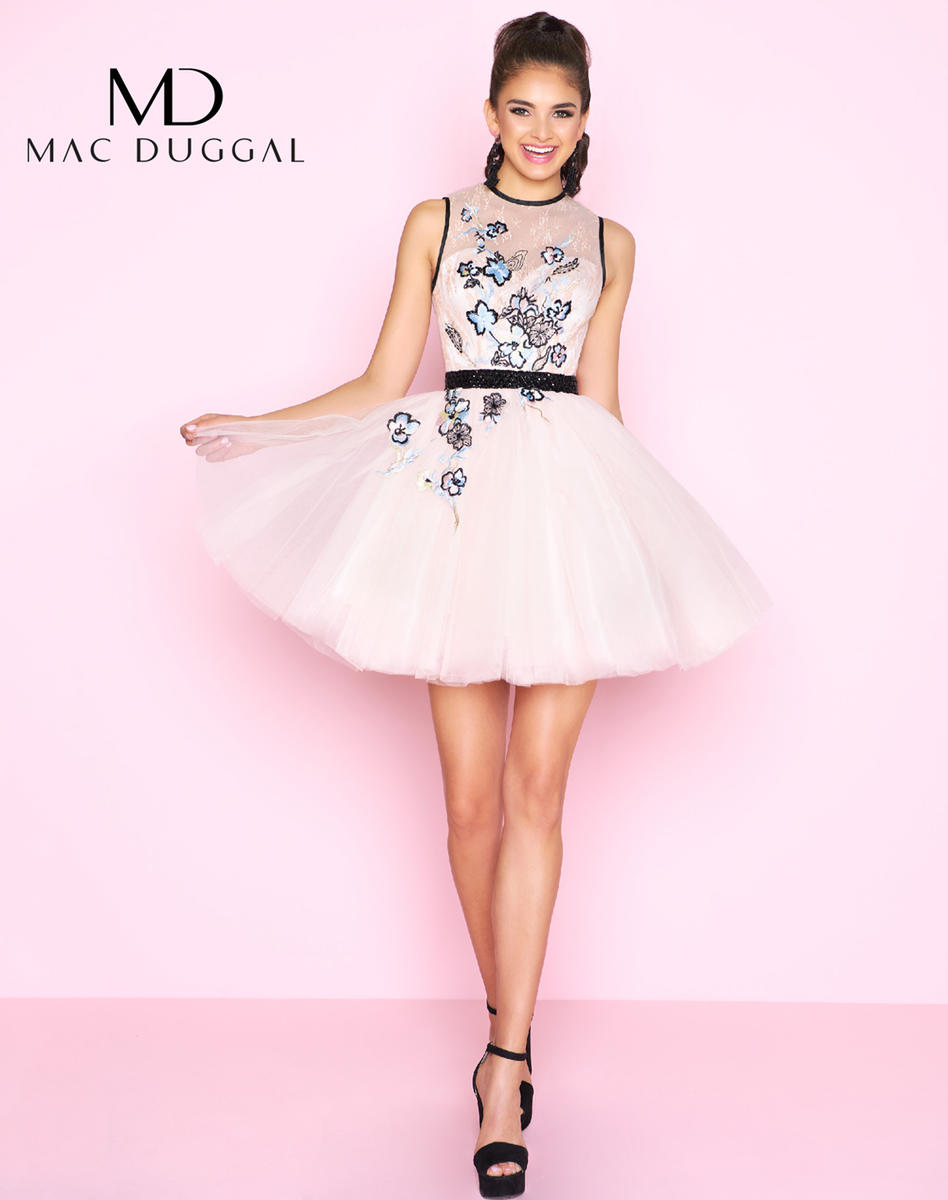 Cocktail by Mac Duggal 40915N