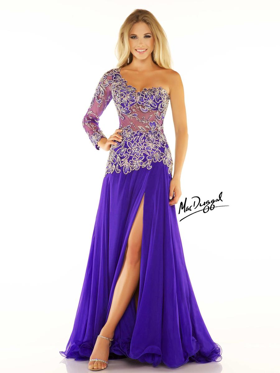 Purple Pageant Dresses
