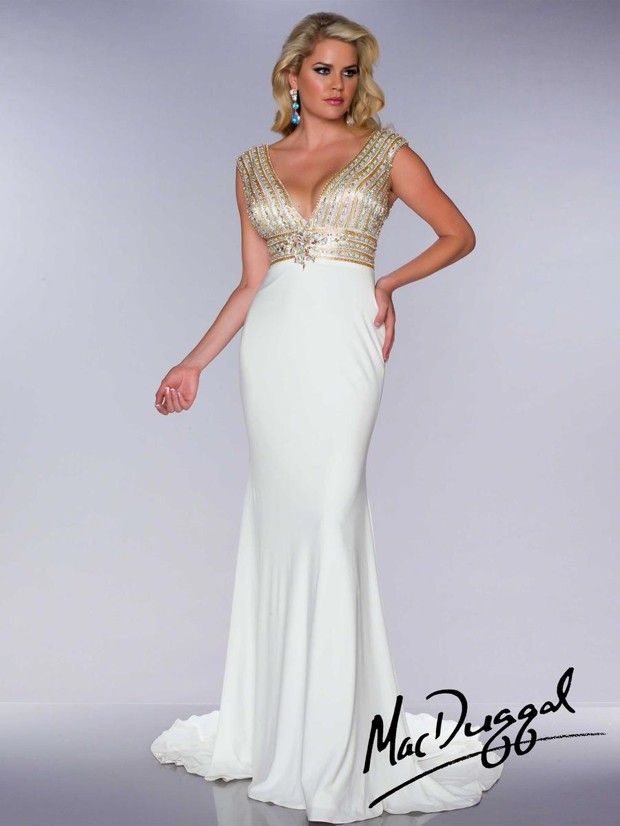 Mac Duggal Pageant 42995P