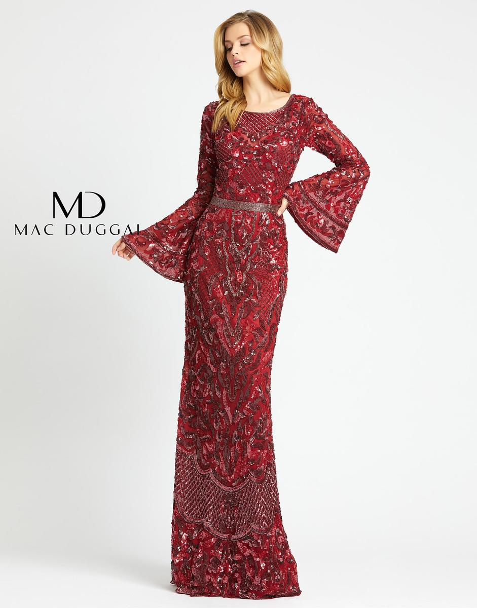 Evening by Mac Duggal 4576D